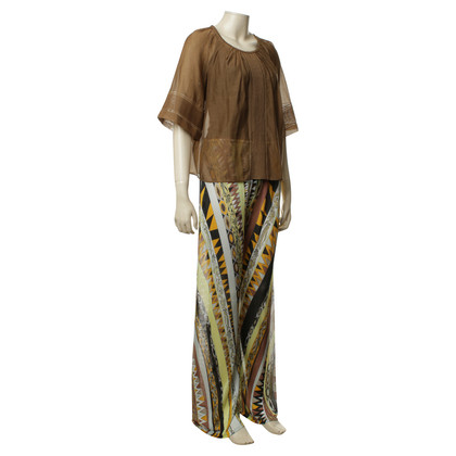 Emilio Pucci Blouse and pants