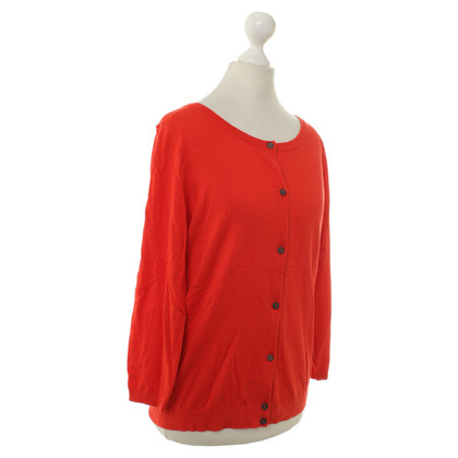 Hugo Boss Cardigan in red
