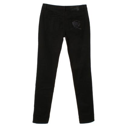 Alexander McQueen Jeans nero