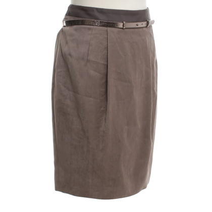 St. Emile skirt in taupe