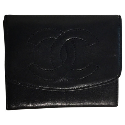Chanel Wallet black small