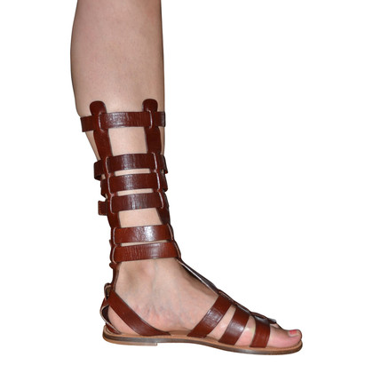 D&G The Gladiator style sandals