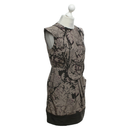 Hoss Intropia Dress with pattern