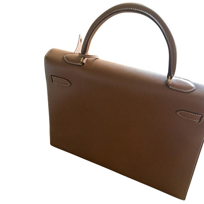"""Hermès """"Kelly Bag 32"""" van Epsom Leather"""