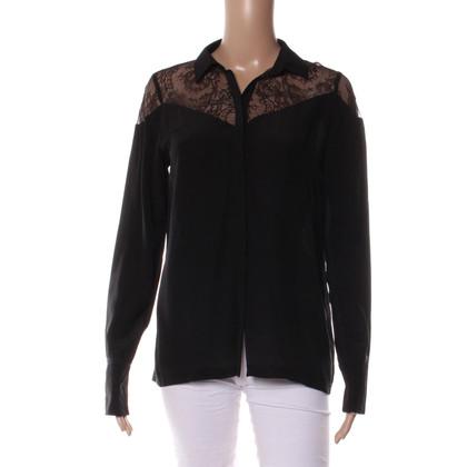 Bash blouse zwart