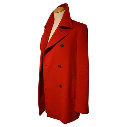 Max Mara Jacket in rode wol