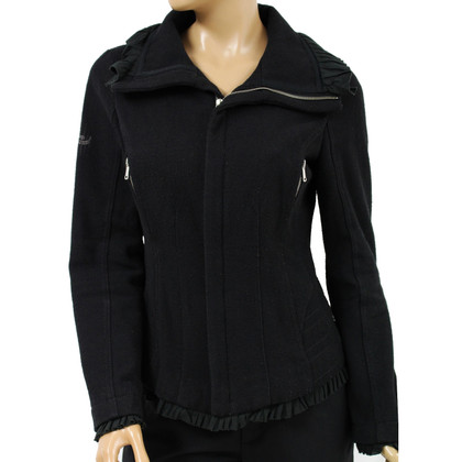 Max & Co giacca di lana nera