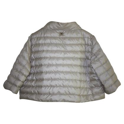 Max Mara Gewatteerd jasje in beige
