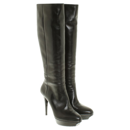 Gianmarco Lorenzi Boots in black