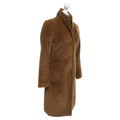 Fay Coat in brown