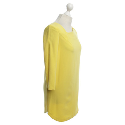 Bash Boxy dress in yellow