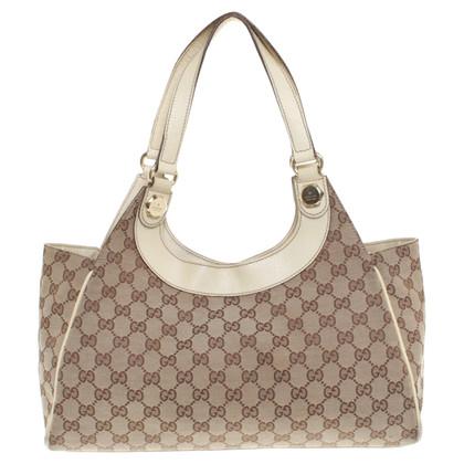 Gucci Shoulder bag made of canvas
