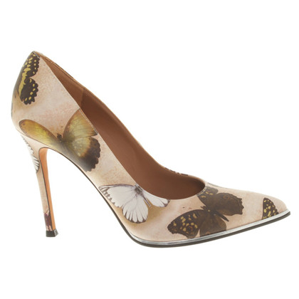 Givenchy Leather pumps with Print