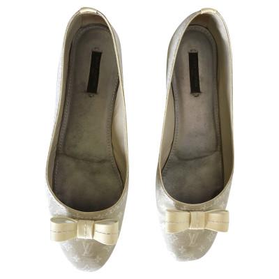 29c774e5444f4 Louis Vuitton Slipper und Ballerinas Second Hand  Louis Vuitton ...
