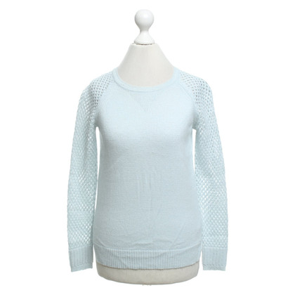 Karen Millen Sweater in light turquoise