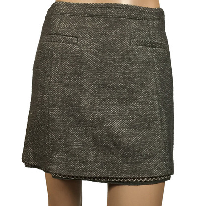 Noa Noa Mini-skirt wool