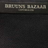 Bruuns Bazaar Top in dark blue