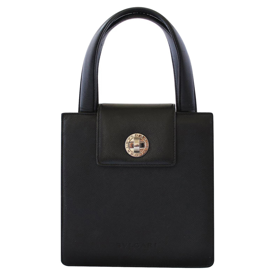 Bulgari Leather handbag