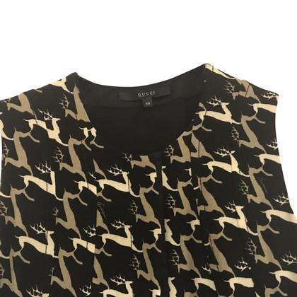Gucci Jurk met patroon