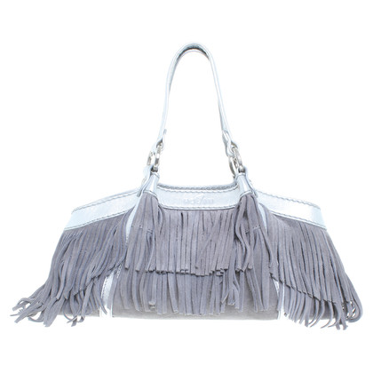 Hogan Suede bags with fringe