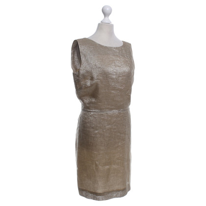 Chloé Dress in gold