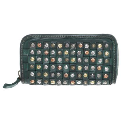Campomaggi Wallet in het groen