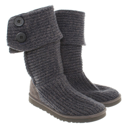 UGG Australia Boots with knit