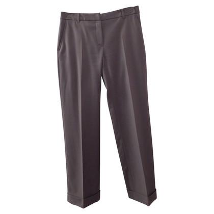 Gunex pantaloni marrone chiaro con busta