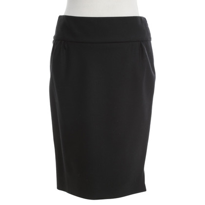 Prada Pencil skirt in black