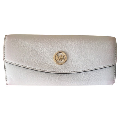 Michael Kors Wallet in white