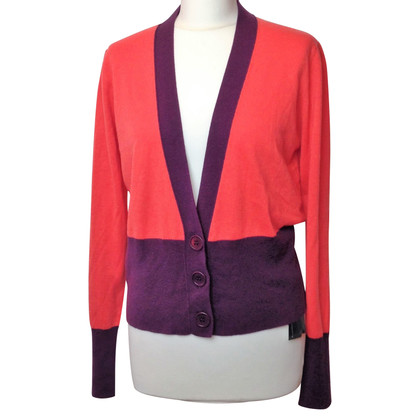 Marc Cain Cardigan in wool/silk/cashmere