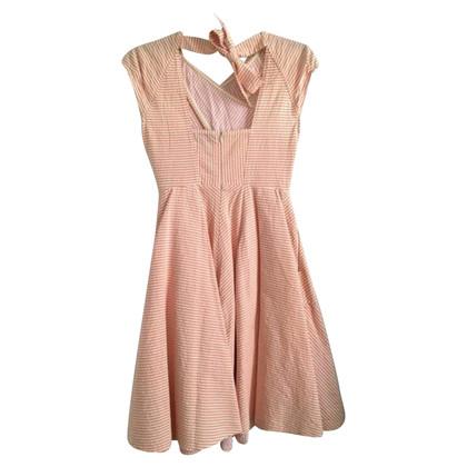 Tara Jarmon Kleid mit Streifenmuster
