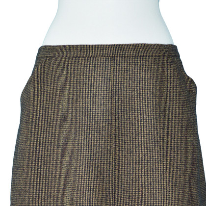 Burberry Wool skirt with Plaid