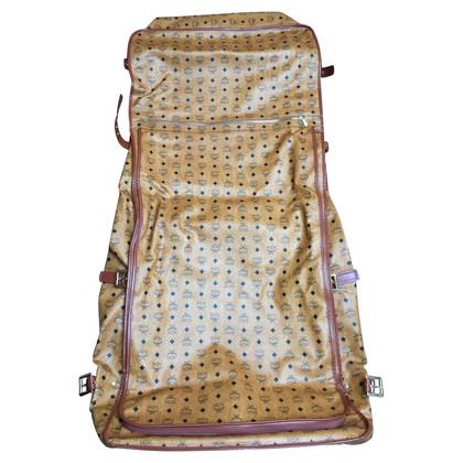MCM Suit Bag
