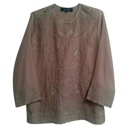 Isabel Marant EMBROIDERY BLOUSE