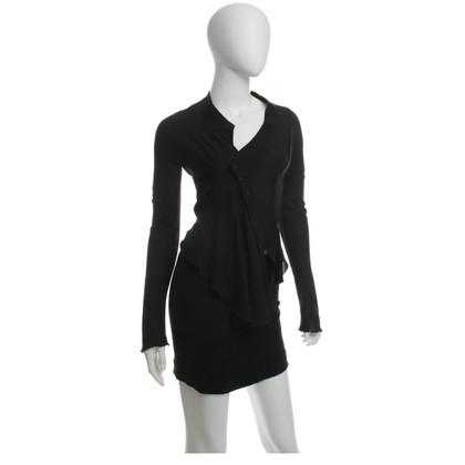 Balenciaga Bluse in Schwarz