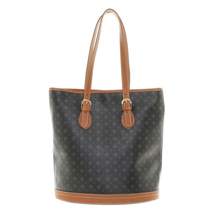Pollini Handbag in brown