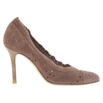 D&G pumps in marrone