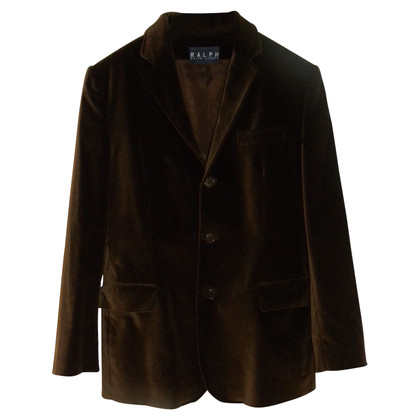 Ralph Lauren giacca di velluto