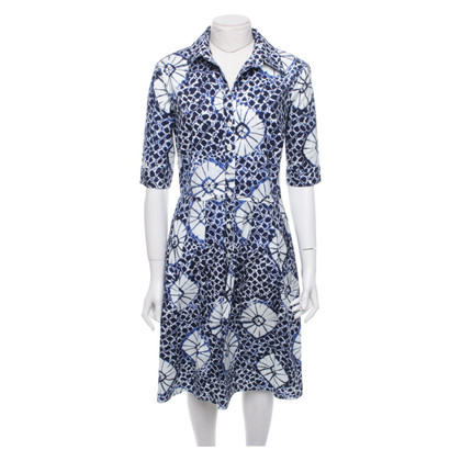 Samantha Sung Blouse dress with pattern