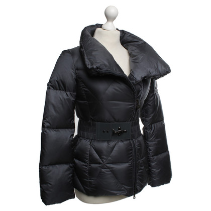Fay With graphic quilted down jacket