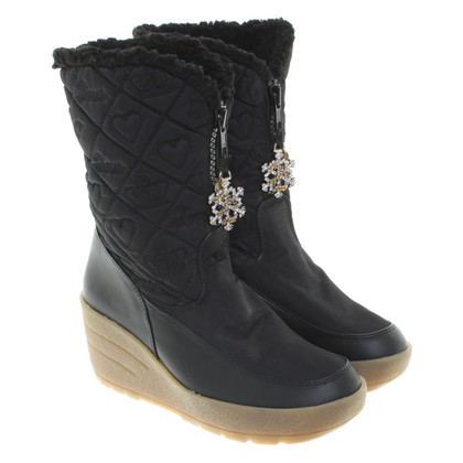 Juicy Couture Gefütterte Wedges