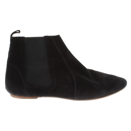 Isabel Marant Chelsea boots in black