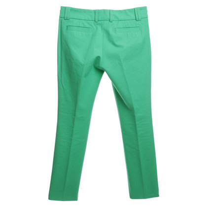 René Lezard Crease pants Green