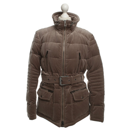 Belstaff Down Jacket in Taupe