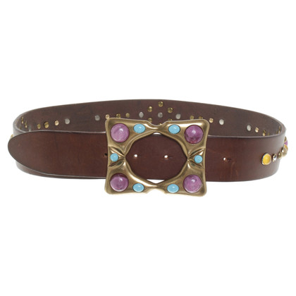 Dolce & Gabbana Belt made of leather