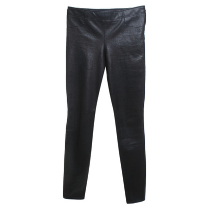 Riani Black trousers in reptile look