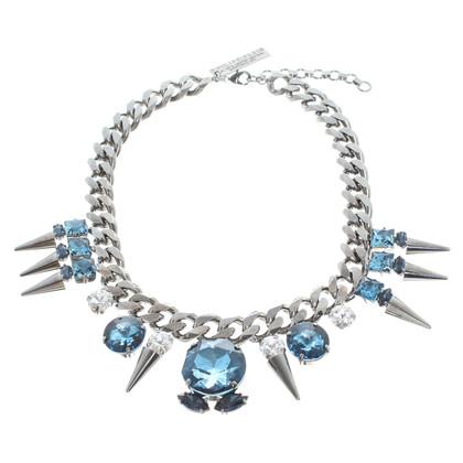 Philipp Plein Silver tone chain