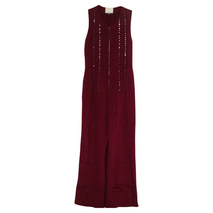 3.1 Phillip Lim Pure silk jumpsuit