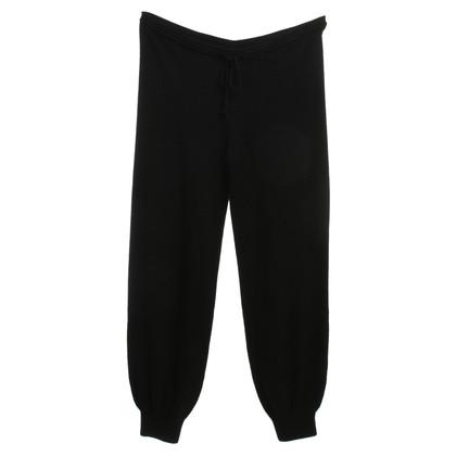 Andere merken Eric Bompard - Broek in zwart